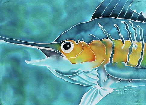 Blue Marlin by Tiff