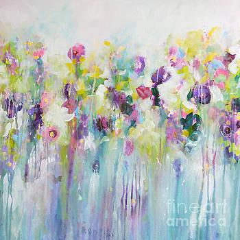 Blue Meadow II by Tracy-Ann Marrison