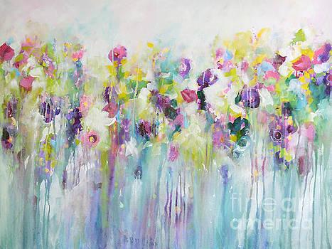 Blue Meadow by Tracy-Ann Marrison