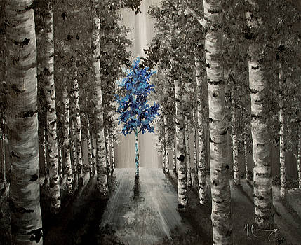 Blue by Melinda Cummings