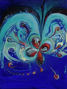 Blue Melody by Paintings by Parish