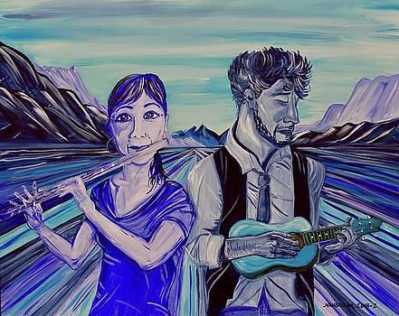 Blue by Mike Nahorniak