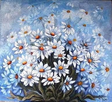 Blue mirage by Abrudan Mariana