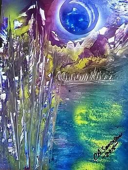 Blue Moon by CA Simonson