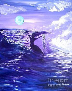 Blue Moon by Christina Little
