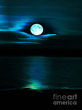 Blue Moon by Elaine Hunter