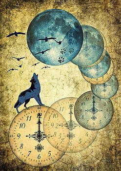 Blue Moon by Rumiana Nikolova