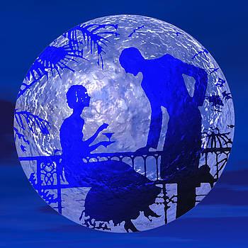 Blue Moonlight Lovers by Deleas Kilgore