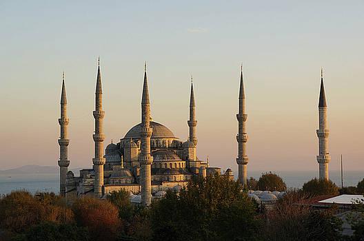Blue Mosque Istanbul by Jill Friedman