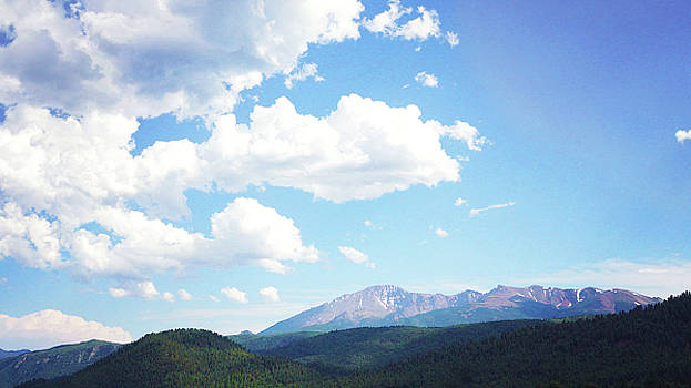 Blue Mountain by Megan Swormstedt