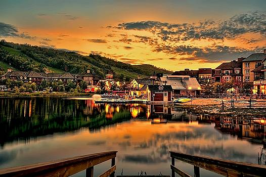 Jeff S PhotoArt - Blue Mountain Village