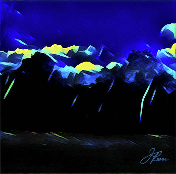 Blue Mountains by Joan Reese