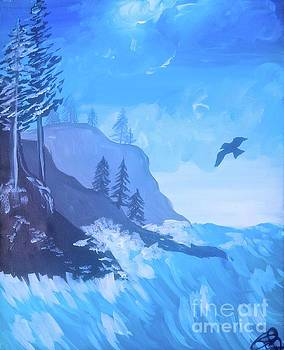 Blue Mountains by Tony B Conscious