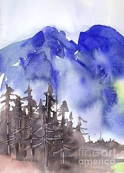 Blue Mountains by Yolanda Koh