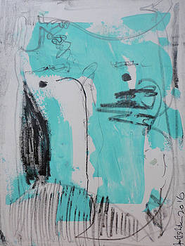 Blue Mourning by Jenn Ashton