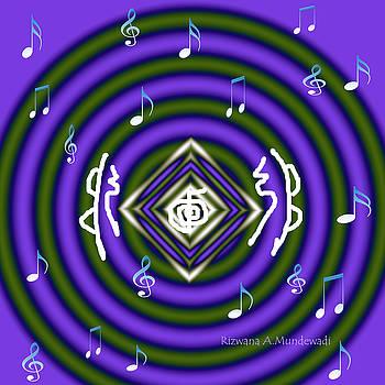 Rizwana Mundewadi - Blue Music