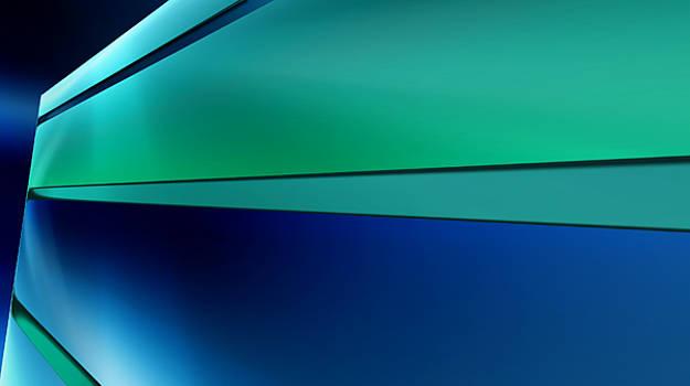 Blue n Hues by Philip A Swiderski Jr