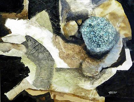 Blue Nest by Douglas Teller