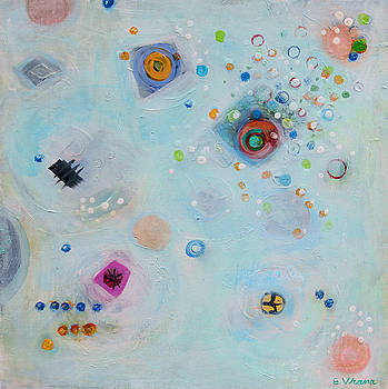 Blue Orbit by Ethel Vrana
