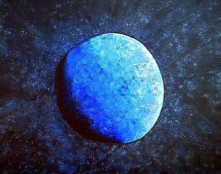 Blue Planet by Sabrina Zbasnik