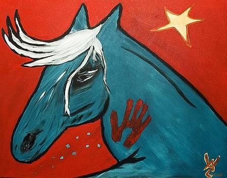 Blue Pony  by Will Logan