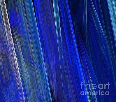 Blue Reeds by Kim Sy Ok