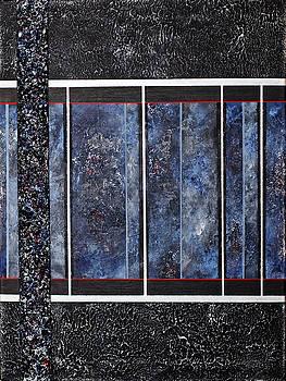 Blue Reel by Richard Buchanan