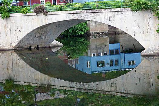 Blue Reflection by Jim Gillen