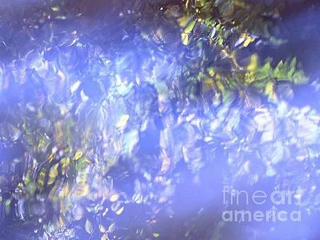 Blue Reflection by Melissa Stoudt