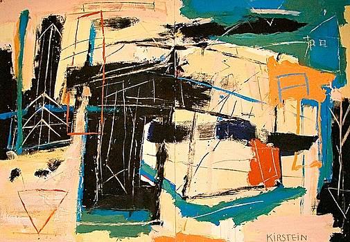 Janis Kirstein - Blue Rider