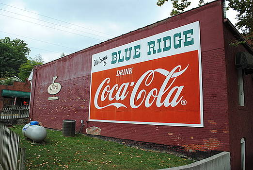 Jost Houk - Blue Ridge Coke