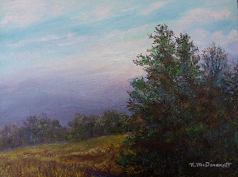 Blue Ridge Memory by Kathleen McDermott