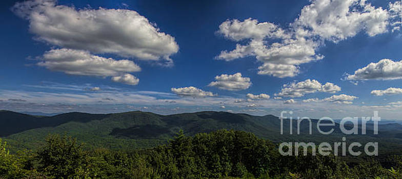 Barbara Bowen - Blue Ridge Mountains
