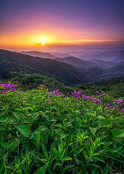 Blue Ridge Parkway - Appalachian Charm by Jason Penland