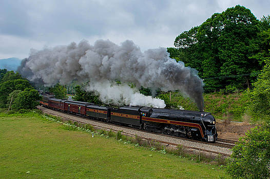 Blue Ridge Steam by Steve Hammer