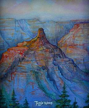 Blue Rocks by Tanja Ware