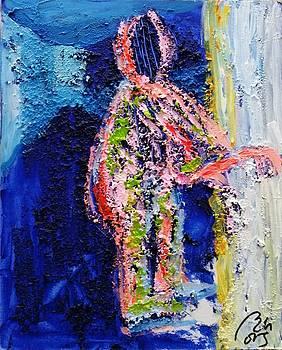Blue room by Bachmors Artist