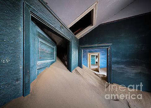 Blue Room by Inge Johnsson