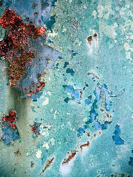 Blue Rust by Doug Hockman Photography
