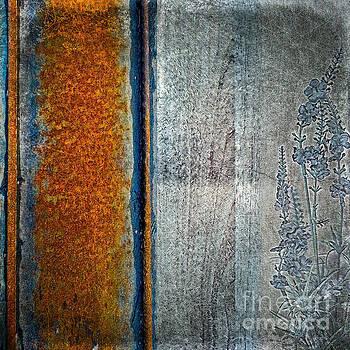 Blue Rust by Lita Kelley