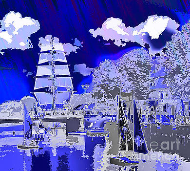 Algirdas Lukas - Blue Sails 02