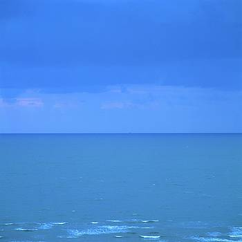 BERNARD JAUBERT - Blue sea