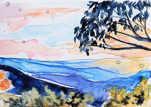 Blue by Shaina Stinard