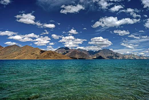 Rohit Chawla - Blue Shores - Pangong Lake
