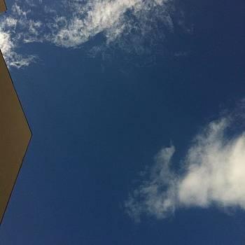 Blue Skies Again. Thank God, Here I Go! by Julian Marques