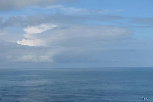 Blue Skies by JoAnn Lense