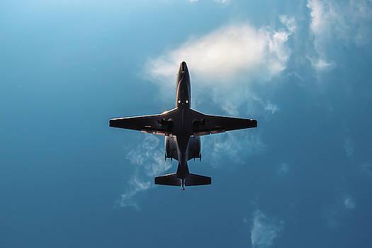 Blue sky by Abdullah Bailey