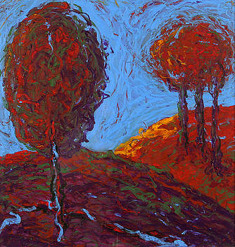 Blue Sky by John Carman