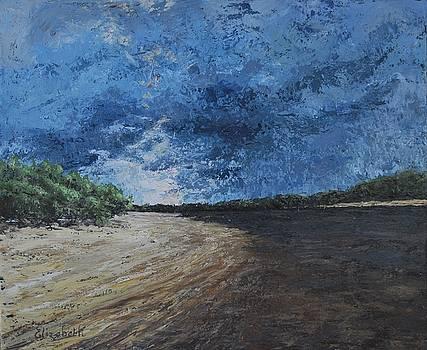 Blue Sky Lake by Beth Maddox