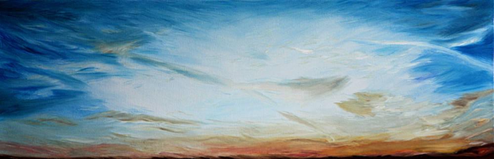 Blue Sky Lyrics by Nina Nabokova